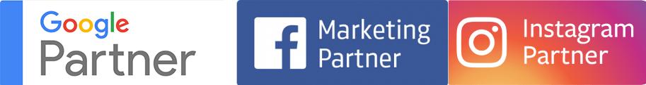 پارتنر گوگل - پارتنر فیس بوک - پارتنر اینستاگرام تبلیغات