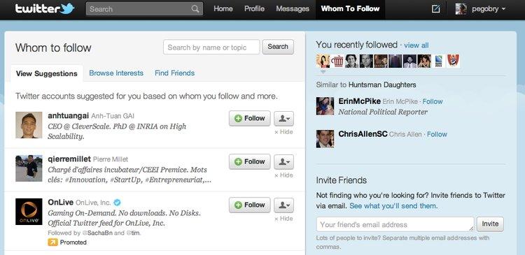 تبلیغات جذب فالور در توئیتر