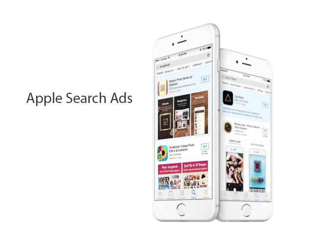 تبلیغات در جستجوی آپ استور