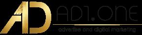 AD1 Agency | آژانس بین المللی دیجیتال مارکتینگ لوگو